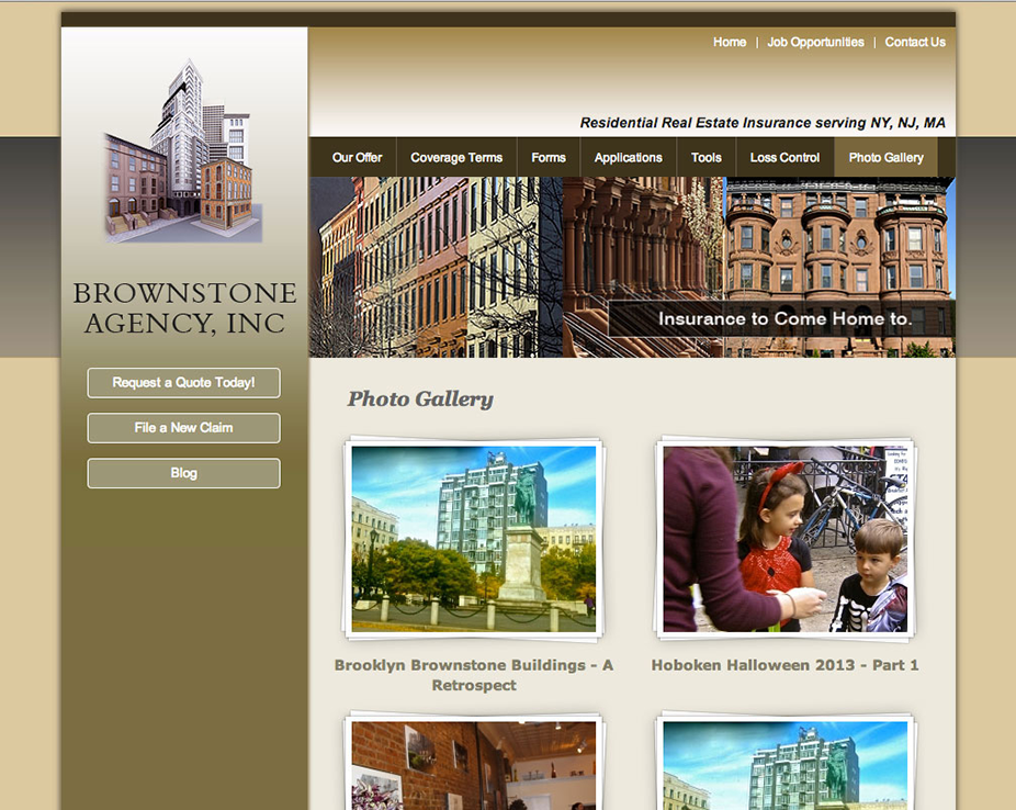 Brownstone Agency