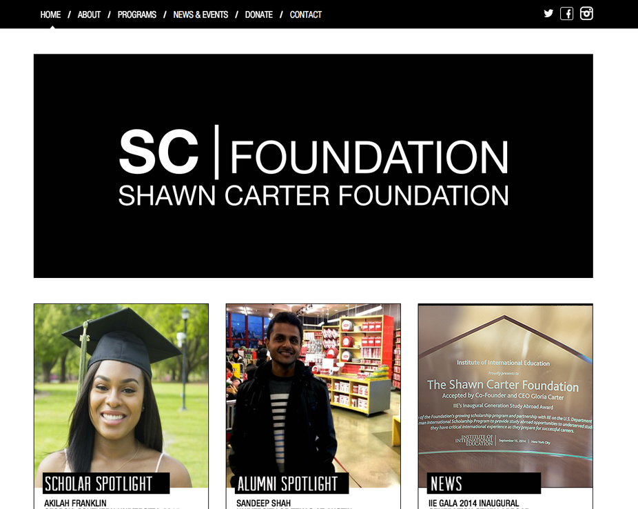 Shawn Carter Foundation
